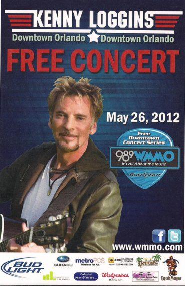 Kenny Loggins Orlando Concert Series
