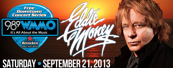 Eddie Money Banner