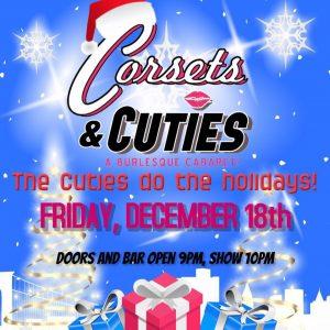 corsets and cuties xmas